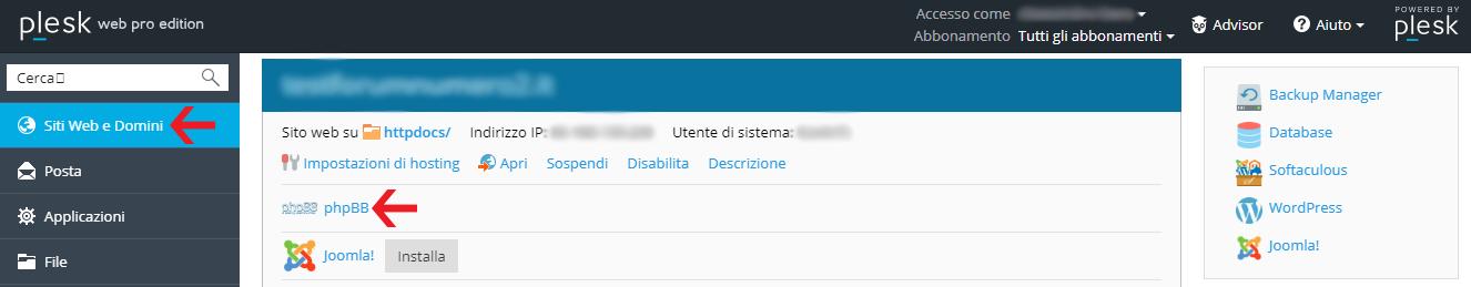 Come installare e cambiare il tema del forum